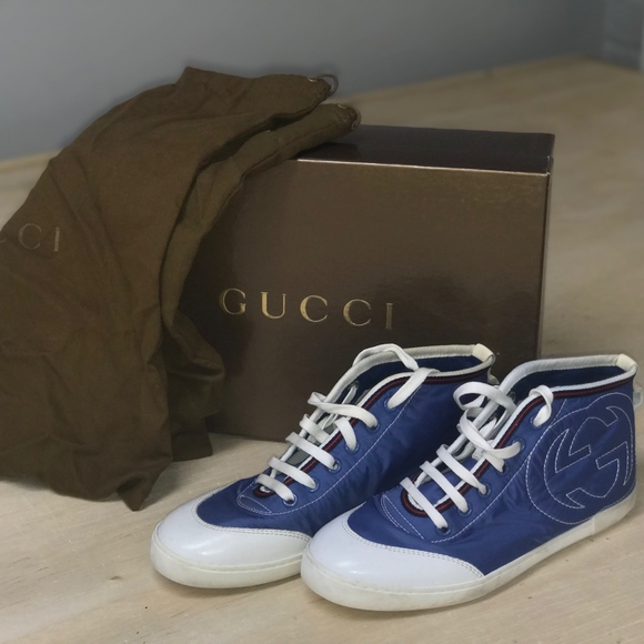 Gucci Shoes | Womens Vintage Sneakers